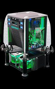 Лист оргстекла флуоресцентного зеленого 300х300х3мм светится в УФ