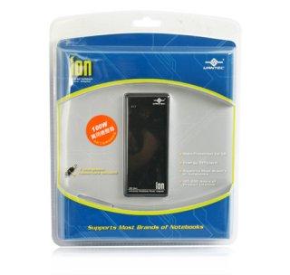 Адаптер питания для ноутбуков Vantec ION 100Вт NBP-100 универсальный