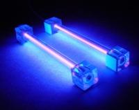 Комплект Revoltec из 2 х ультрафиолетовых  ламп 10 см  с инвертором