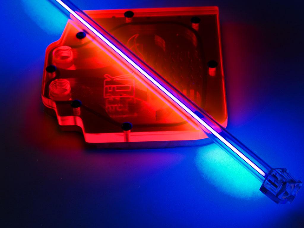 Лучи ультрафиолетовые фото