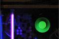 Комплект Vizo из 2 х ультрафиолетовых  ламп 30 см  с инвертором