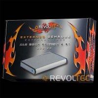 Внешн  контейнер для HDD   Alu book   2 5   серебристый
