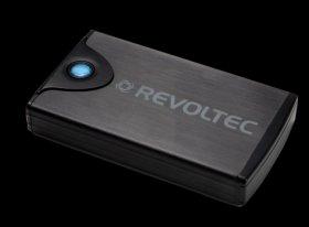 Внешний контейнер REVOLTEC FILE PROTECTOR черный для HDD ide 3 5    USB 2 0