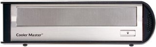 Внешн  контейнер Revoltec Alu Book Edition  USB2 0  для 5 25    CD ROM DVD IDE