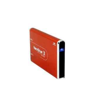 Внешн  контейнер NexStar 3 NST 260U2 RD для HDD 2 5    Vantec  IDE  красный