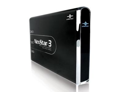 Внешн  контейнер NexStar 3 NST 260SU BK для HDD 2 5    Vantec  SATA USB  черный