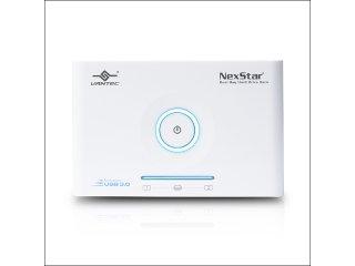 Док для 2 HDD SATA 2 5 и 3 5  USB 3 0 NexStar Dual Bay NST D400S3 белый