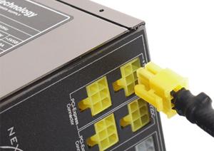 Блок питания бесшумный модульный 850 Вт Nexus RX 8500 80PLUS