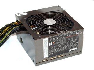 Блок питания Volcano 1050W  ATX 2 2  24 4 2x6 8p  4x 12V  SLI  12cm fan  6 SATA