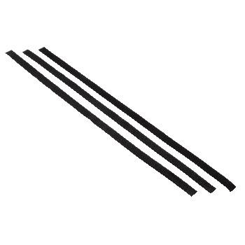 Обертка для кабелей на липучке  черная  1 8м   Hama 20597