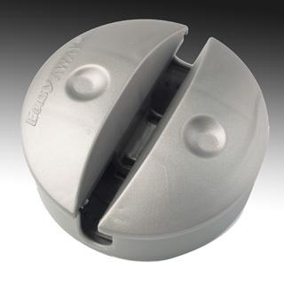 Футляр для смотки кабеля серый HAMA H 20580