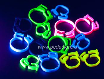 Все комплекты вместе в ультрафиолете