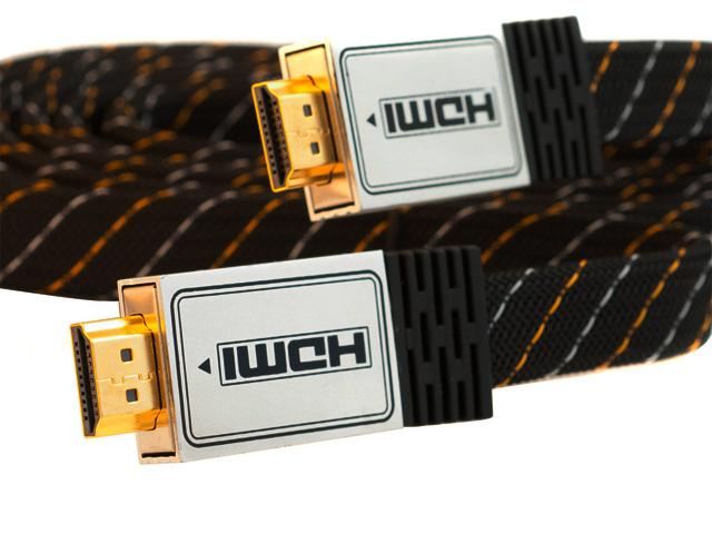 Кабель HDMI M   HDMI M v1 3b 5bites APC 182 002 золотые разъемы 2м