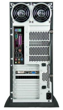Корпус Arctic Cooling Silentium Т1  Full ATX Midi Tower  бп   450Вт