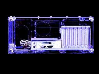 Sunbeam Acrylic UV HTPC   UV  корпус для домашнего кинотеатра