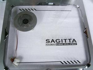 Моддерский корпус Sagitta с блоком питания 500 W
