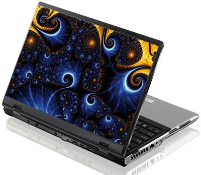 Наклейка на ноутбук     Pattern 78   380 x 260 мм  глянц