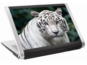 Наклейка на нетбук     Тигр   297х223 мм  глянц