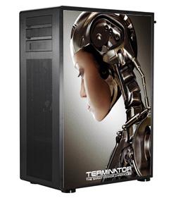Обои наклейка на корпус компьютера Full tower  Term chronicles 48 5Х65см  глянц