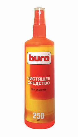 Спрей BURO для чистки экранов