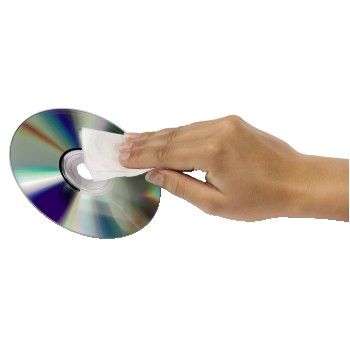 Малая туба для чистки CD DVD  100 шт   HAMA