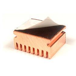 Комплект медных радиаторов  ICEBERQ  для BGA памяти на видео карту
