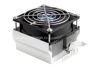 Кулер для процессора CoolerTech CTC SK8 CC с медным серд  AMD 754 939 940 AM 2