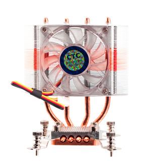 Кулер проц  с теплотр  и вент   CT HP CC медь и ал  LGA 775  AMD754 939 940 AM2