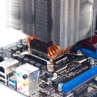 Scythe Mugen 3 Rev. B SCMG-3100 на Intel