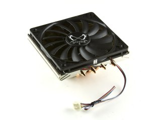 Кулер для процессора Scythe BIG Shuriken CPU Cooler SCBSK 1000