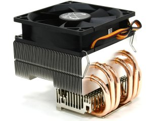 Кулер для процессора Scythe Samurai ZZ SCSMZ 2000