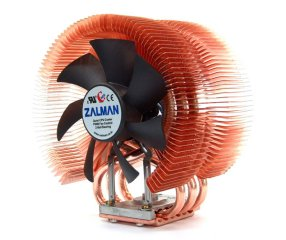 Кулер для процессора Intel S 1366 Zalman 9500 BF Black Fan OEM
