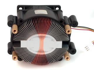 Кулер для процессора Zalman CNPS5100 AlCu медь алюмин  AMD Socket 462