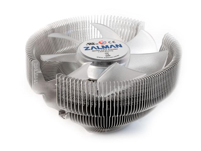 Кулер для процессора Intel 775 Zalman CNPS7500 Al OEM