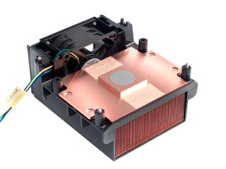 Кулер CoolerMaster KB5 7KFSA 02 GP Intel Type 2 BTX LGA 775 медь