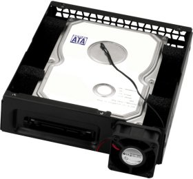 Кулер для жесткого диска 3 5 SATA ARCTIC HC01 TC hdd cooler