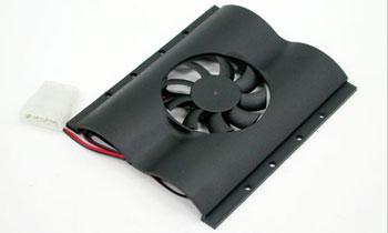 Устр во охлаж  жесткого диска HD A2  крепление снизу  LN  1 вент   подш