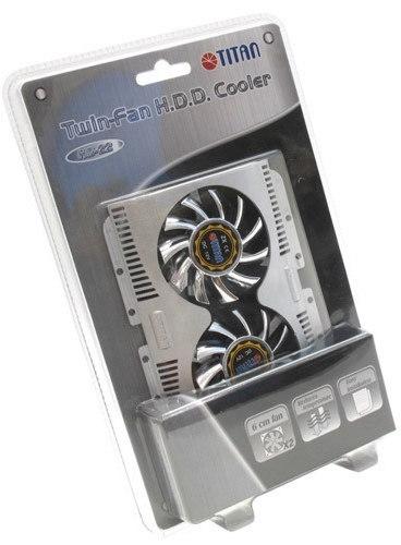 Кулер для жесткого диска Titan HD 22