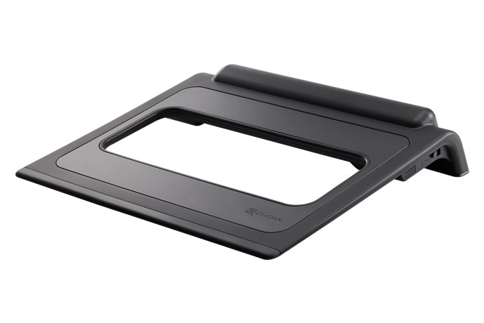 Кулер для ноутбука Choiix AIR THROUGH C HL03 KS черный