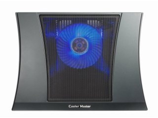 Кулер для ноутбука с подсветкой CoolerMaster NotePal Ax R9 NBC 4WBK GP