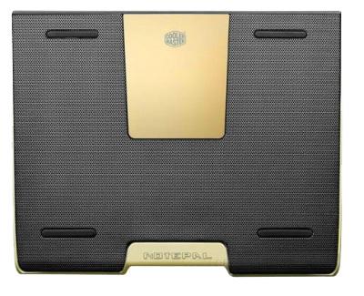 Кулер для ноутбука CoolerMaster NotePal Color Infinite R9 NBC BWDA GP золотой