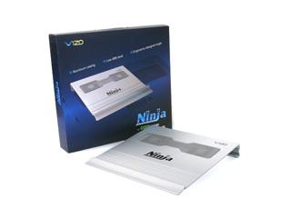 Кулер Ninja II NCL 211  Sumo Size  сереб  для 15    17   ноутбуков