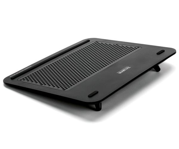 Кулер для ноутбука Zalman ZM NC1500 черный тихий
