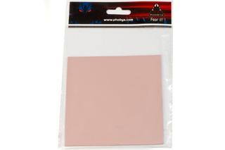 Термопрокладка phobya толщина 0 5мм 100x100x0 5мм 1шт  17044 розовый
