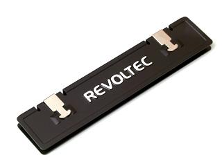 Кулер оперативной памяти Revoltec Ram Freezer алюминиевый  черный