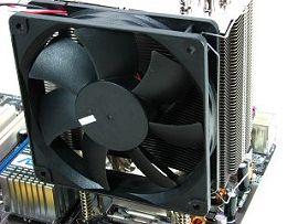 Крепеж проволочн  Fan clips для установки вентил  на Ultra120A и Ultra120eXtreme