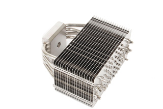 Кулер процессорный HR 01 3U для Intel Xeon  60 мм