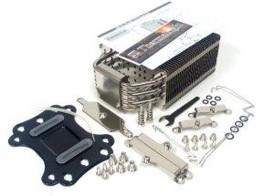Кулер для процессора с 6 теплотрубками Thermalright HR 01 Plus Socket 775   AM2