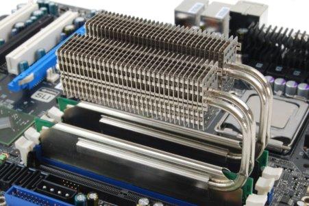 Кулеры для оперативной памяти HR 07 Duo  2 шт   TYPE H с теплотрубками  высокий