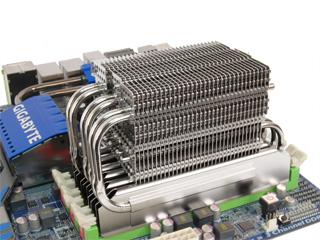 Кулеры для оперативной памяти HR 07 TRIO  3шт   TYPE L с теплотрубками  низкий